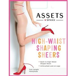 NWT Assets by Spanx High Waist Shaping Sheers